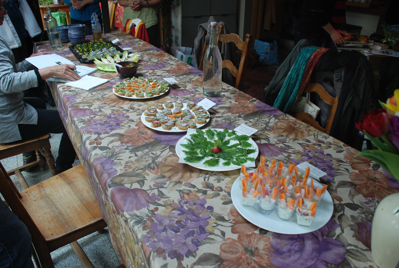 Balade botanique et cuisine sauvage les jardins du nant - Cuisine plantes sauvages ...